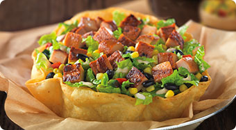 Qdoba Mexican Food West Virginia - Taco Salads