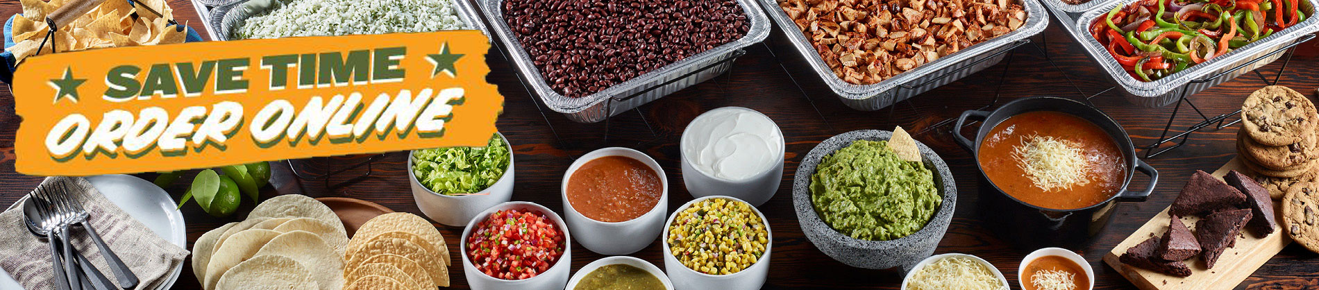Cater Your Corporate Event or Party with Fresh and Affordable Mexican Food from Qdoba West Virginia